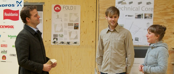 Morten stergaars at FOLD
