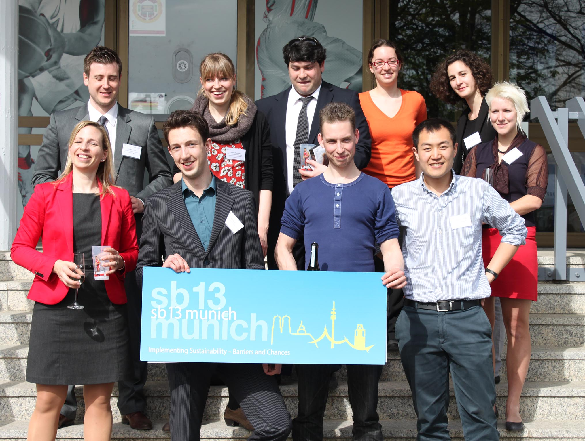 Team DTU at sb13 Munich